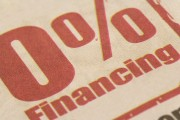 a promotional financing rate