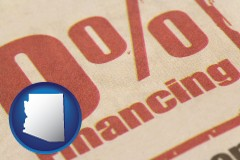 az a promotional financing rate