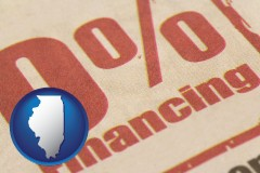 il a promotional financing rate