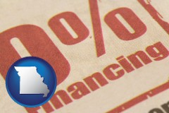 mo a promotional financing rate