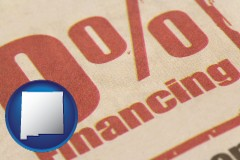 nm a promotional financing rate
