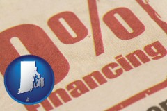 ri a promotional financing rate