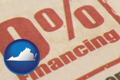 va a promotional financing rate