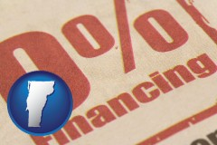 vt a promotional financing rate