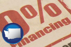 wa a promotional financing rate